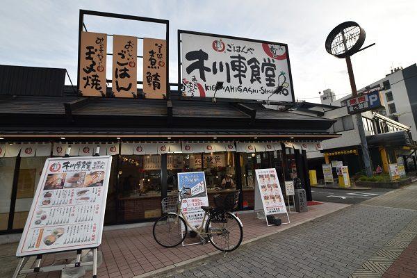 木川西食堂(周辺)
