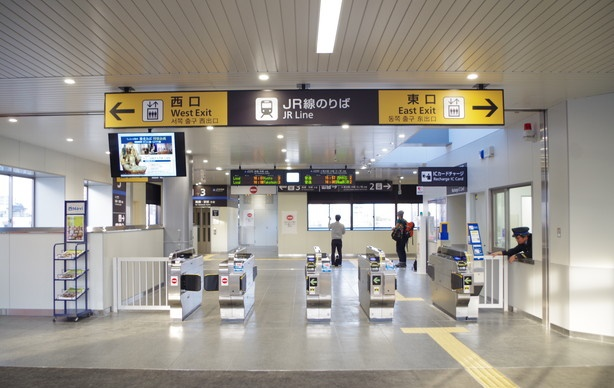 JR東海道本線「東淀川」駅